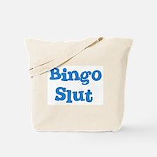 Bingo Slut Tote Bag