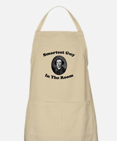 Smartest Guy In The Room BBQ Apron