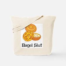 Bagel Slut Tote Bag