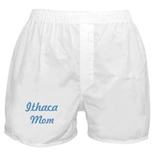 Ithaca mom Boxer Shorts