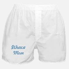 Ithaca mom Boxer Shorts