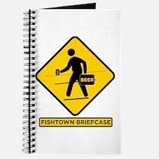 Fishtown Briefcase Beer Tasting Journal