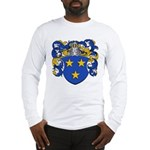 Claeys Family Crest Long Sleeve T-Shirt