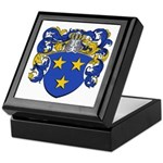Claeys Family Crest Keepsake Box