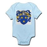 Claeys Family Crest Infant Creeper