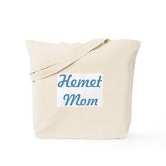 Hemet mom Tote Bag