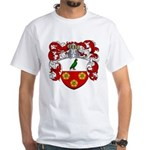 Cremers Family Crest White T-Shirt