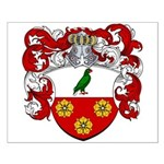 Cremers Family Crest Small Poster