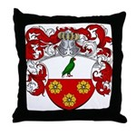 Cremers Family Crest Throw Pillow