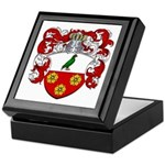 Cremers Family Crest Keepsake Box