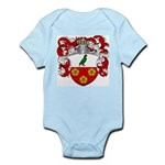 Cremers Family Crest Infant Creeper