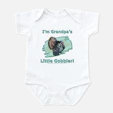 Grandpa's Little Gobbler Infant Bodysuit