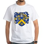 Cuypers Family Crest White T-Shirt