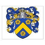 Cuypers Family Crest Small Poster