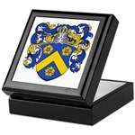 Cuypers Family Crest Keepsake Box