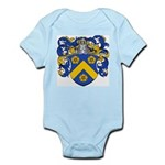 Cuypers Family Crest Infant Creeper
