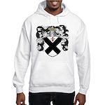 DeBeers Family Crest Hooded Sweatshirt