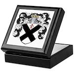 DeBeers Family Crest Keepsake Box