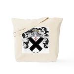 DeBeers Family Crest Tote Bag