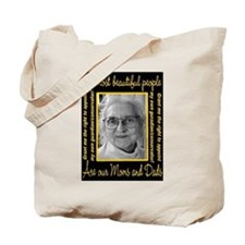For My Mom Tote Bag