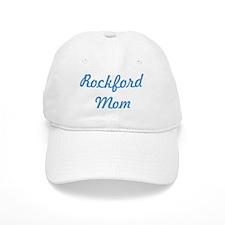Rockford mom Baseball Cap
