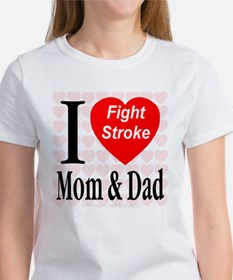 Fight Stroke Tee