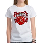 DeGroot Family Crest Women's T-Shirt