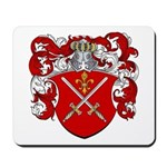 DeGroot Family Crest Mousepad