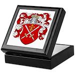 DeGroot Family Crest Keepsake Box