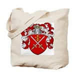 DeGroot Family Crest Tote Bag