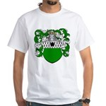 DeGruyter Family Crest White T-Shirt