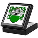 DeGruyter Family Crest Keepsake Box