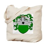 DeGruyter Family Crest Tote Bag