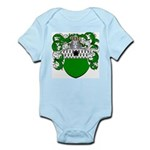 DeGruyter Family Crest Infant Creeper