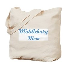Middlebury mom Tote Bag