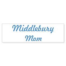 Middlebury mom Bumper Bumper Stickers