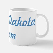North Dakota mom Mug