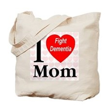Fight Dementia Tote Bag