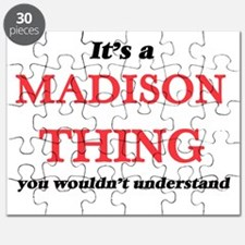 It's a Madison Wisconsin thing, you wou Puzzle