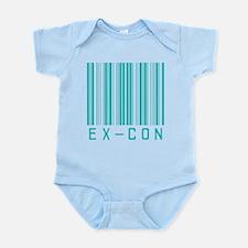 Ex-Con Infant Bodysuit