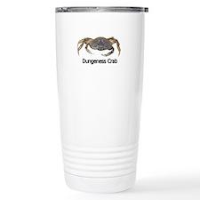 Dungeness Crab Travel Mug