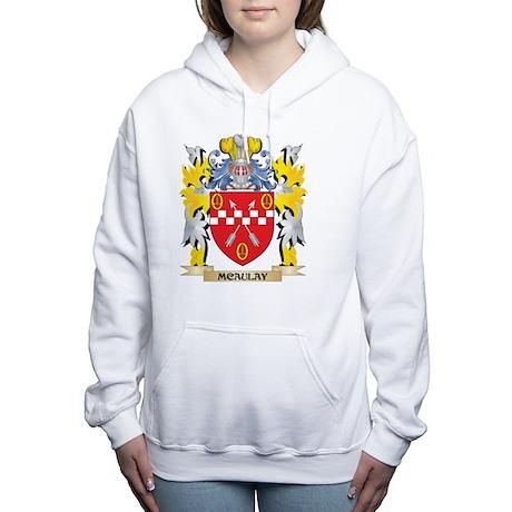Mcaulay Coat of Arms - Family Crest Sweatshirt