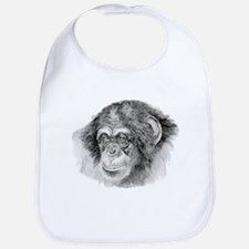 chimp Bib