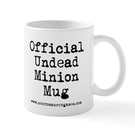Official Undead Minion Mug