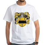DeJong Family Crest White T-Shirt