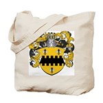 DeJong Family Crest Tote Bag