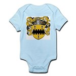 DeJong Family Crest Infant Creeper