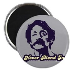 Harvey Milk:Never Blend In Magnet