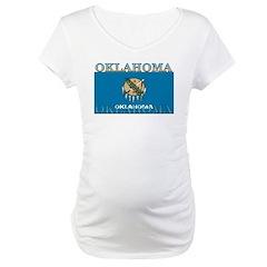 Oklahoma State Flag Shirt