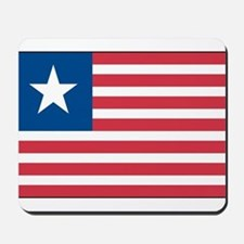 Lone Star Flag Mousepad